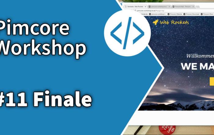 Pimcore Workshop Finale